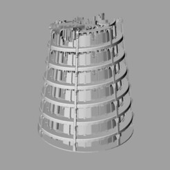 Download free 3D printing templates Tower of Babel (under construction), Fayeya