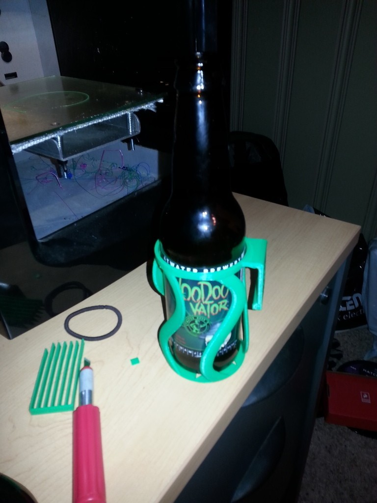 20150905_115357_display_large.jpg Download free STL file Beer Bottle Holster • 3D printer model, Witorgor