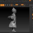 Download 3D printer designs goku naruto GORUTO, pasavo