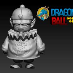 Download 3D printing templates pilaf dragon ball, pasavo
