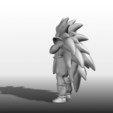 3D print files raditz, pasavo