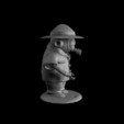 Download 3D printing templates robot toriyama, pasavo