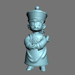 Download 3D printer designs gohan, pasavo