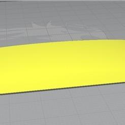 Matchbox N23.jpg Download STL file Matchbox N23 Trailer Caravan Top • Object to 3D print, Cult-Trader