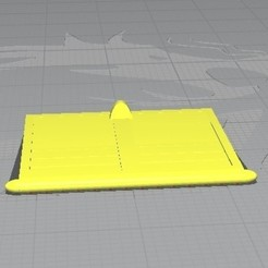 Matchbox N40.jpg Download STL file Matchbox N40 Horse Box Side Gate • Model to 3D print, rafaelnrlino