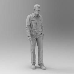terminator-2-t-1000-3d-print-model-3d-model-stl.jpg Download STL file Terminator 2 - T-1000 3D print model • 3D print object, Cult-Trader