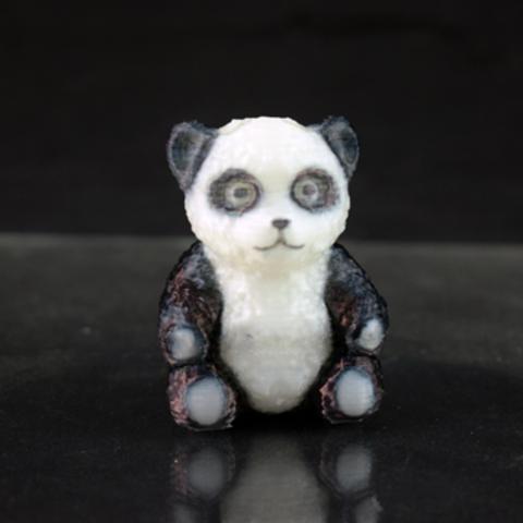 Télécharger plan imprimante 3D gatuit PANDA, cocobudgie