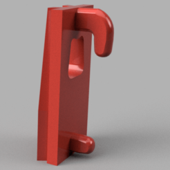 Free 3D printer model Ikea Skadis Hook, MFWIC3D