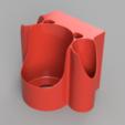 Download free 3D printing templates Pegboard Gluestick & Sharpie mount, MFWIC3D