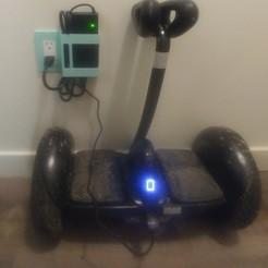 20200211_161754-01.jpeg Download STL file Segway Ninebot S Charger bracket • 3D printer design, MFWIC3D