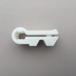 Download 3D printer templates Window lock, QB-Maker-Parts