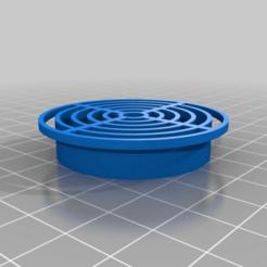 Download free 3D printer designs Shower drain  Ø 40 mm, zyban