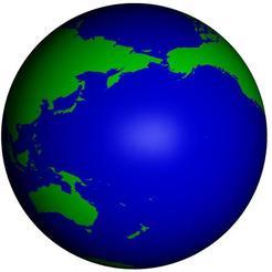 cochonnet monde2-Default-003.jpg Télécharger fichier STL gratuit But pétanque Terre 3d • Objet imprimable en 3D, zyban