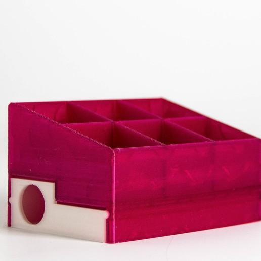 Télécharger fichier STL gratuit Porte-rouge à lèvres • Modèle à imprimer en 3D, Digitang3D