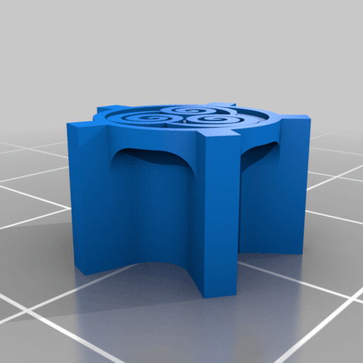 Air5StarPiece.png Download free STL file RiskPawnsAvatarTheLastAirbender • 3D printable object, Digitang3D