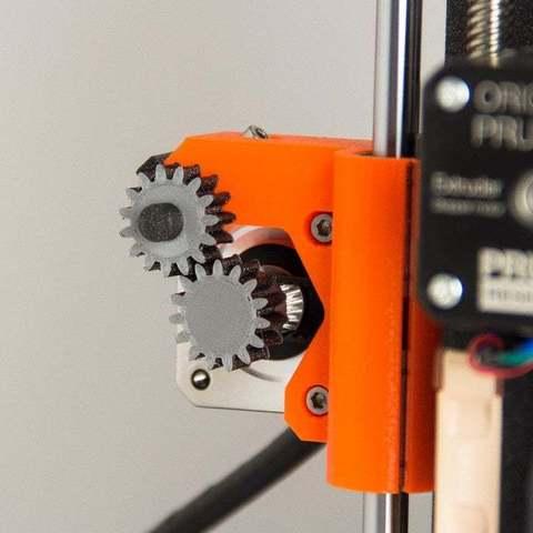 Télécharger fichier impression 3D gratuit Prusa X Axis Motor Gears (Prusa X Axis Motor Gears), Digitang3D