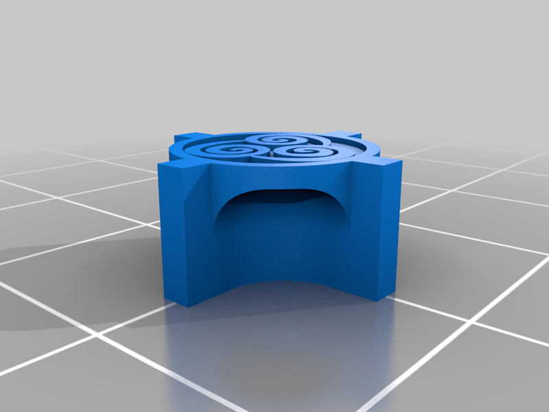 Air4StarPiece.png Download free STL file RiskPawnsAvatarTheLastAirbender • 3D printable object, Digitang3D