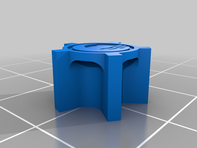 WaterNorth5StarPiece.png Download free STL file RiskPawnsAvatarTheLastAirbender • 3D printable object, Digitang3D