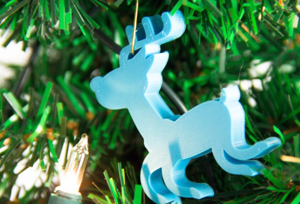 f4d21a6ded45d927d1d2b796b92da30d_display_large.jpg Download free STL file ReindeerOrnament • 3D print template, Digitang3D
