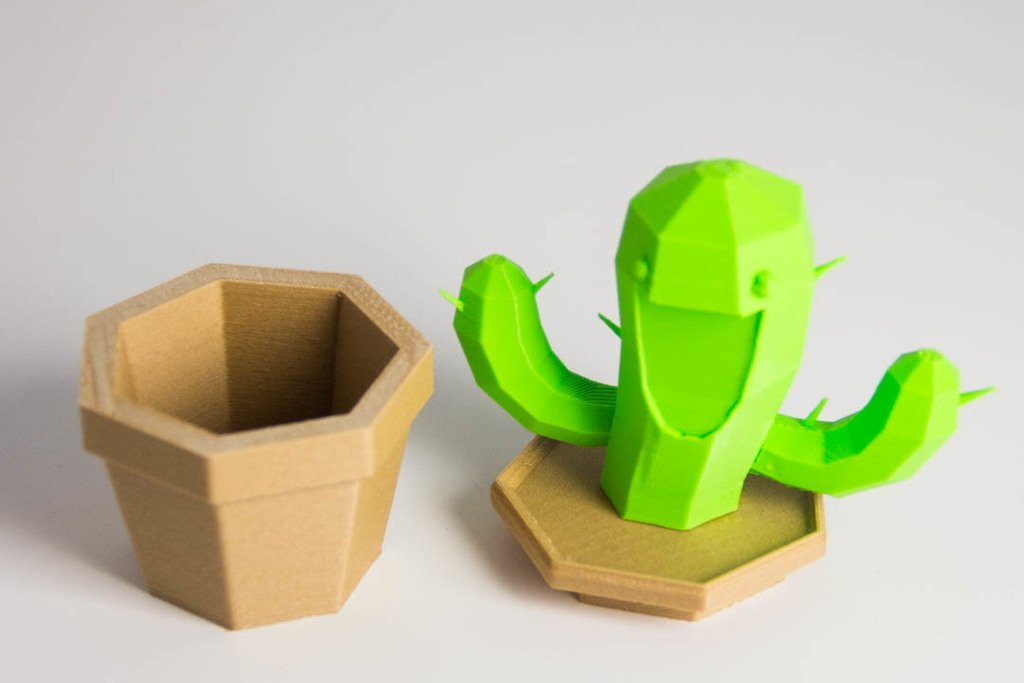 0238b0b8a78cf1e91157da25a6dc1ae9_display_large.jpg Download free STL file Smiling Cactus Container • Design to 3D print, Digitang3D
