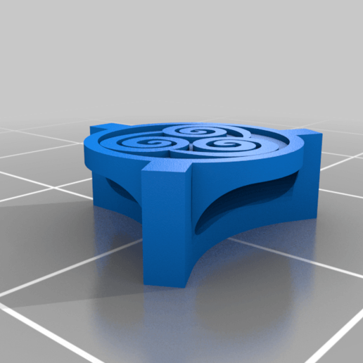 Air3StarPiece.png Download free STL file RiskPawnsAvatarTheLastAirbender • 3D printable object, Digitang3D