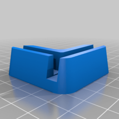 Download free 3D printing models Pieds / foot Ultimaker 2, arayel