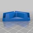 Remix_Pied_UM2_x1.png Télécharger fichier STL gratuit Pieds / pied Ultimaker 2 • Design imprimable en 3D, arayel