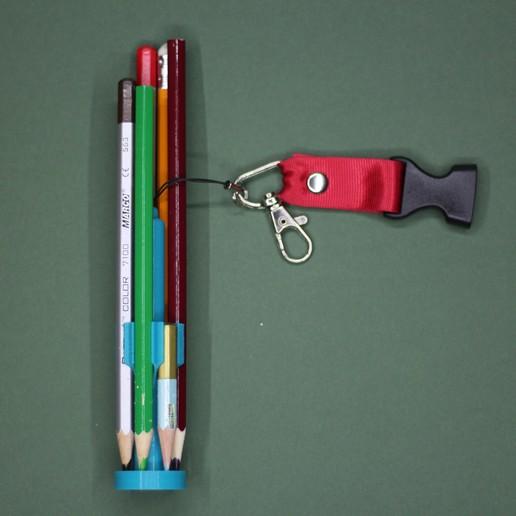Imprimir en 3D gratis Porta lápices 2go, igormazurenko
