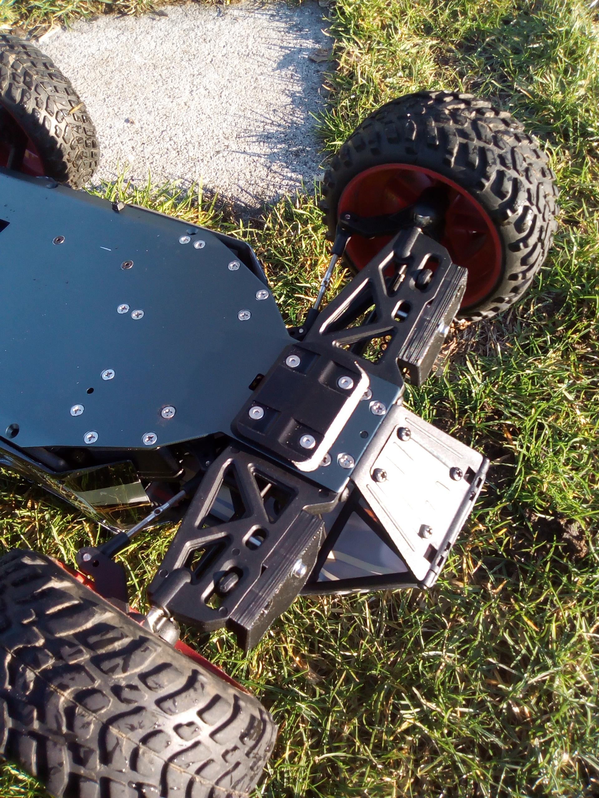 IMG_20190216_095438.jpg Télécharger fichier STL gratuit Plaque de protection Reely Dune Fighter avant et/ou arrière • Design pour impression 3D, peterbroeders