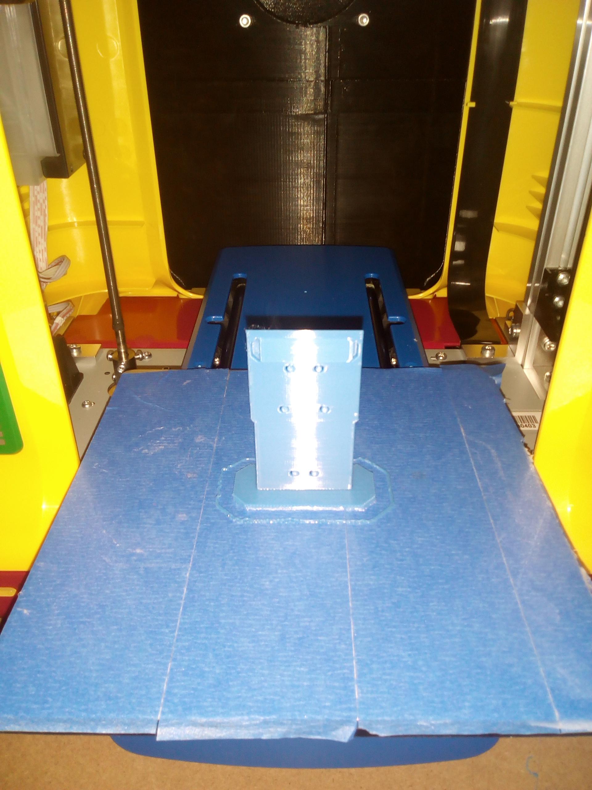 IMG_20190312_203153.jpg Télécharger fichier STL gratuit Couvre-bagages Turnigy 1/16 AWD 1/16 à l'arrière avec patin à bogie et protection pour engrenages cylindriques • Modèle imprimable en 3D, peterbroeders