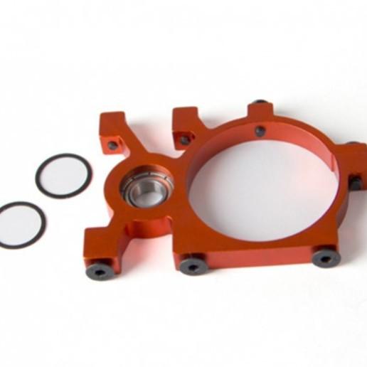 83659.jpg Download free STL file BSR Berserker Motor Mount & Adjustor • 3D printer design, peterbroeders