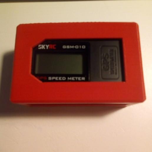 Télécharger fichier impression 3D gratuit SkyRC GSM-010 GSM-010 GPS Meter Remix Remix, peterbroeders