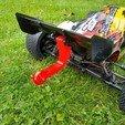 Download free 3D printing files BSR SABERTOOTH Wheelie Bar ( Hobbyking ), peterbroeders