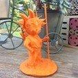 Archivos 3D Bola de dragón Z, gregorsculpt