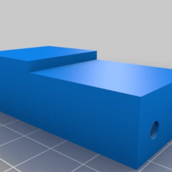 Download free 3D printing files TURNIGY IA6 RECEIVER SHIELD, baptisterebillard