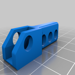 radio_arm.png Download free STL file TURNIGY IA6 TRANSMITTER BALANCE HOOK • Template to 3D print, baptisterebillard