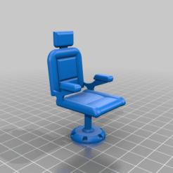 BOARD_CHAIR.png Download free STL file BOARD CHAIR • 3D printer template, baptisterebillard