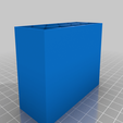 5X2_BOX.png Download free STL file BATTERY (AA) BOX (12 OR 10 SLOTS) • 3D printable object, baptisterebillard