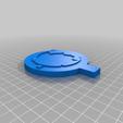 Download free STL file troféu / medalhão engenharia mecânica • 3D printer design, Tech_Tatical