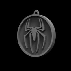 Descargar diseños 3D Logotipo de Spiderman, Trimension