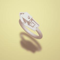 Imprimir en 3D gratis Ringboat, Ingenioso3D