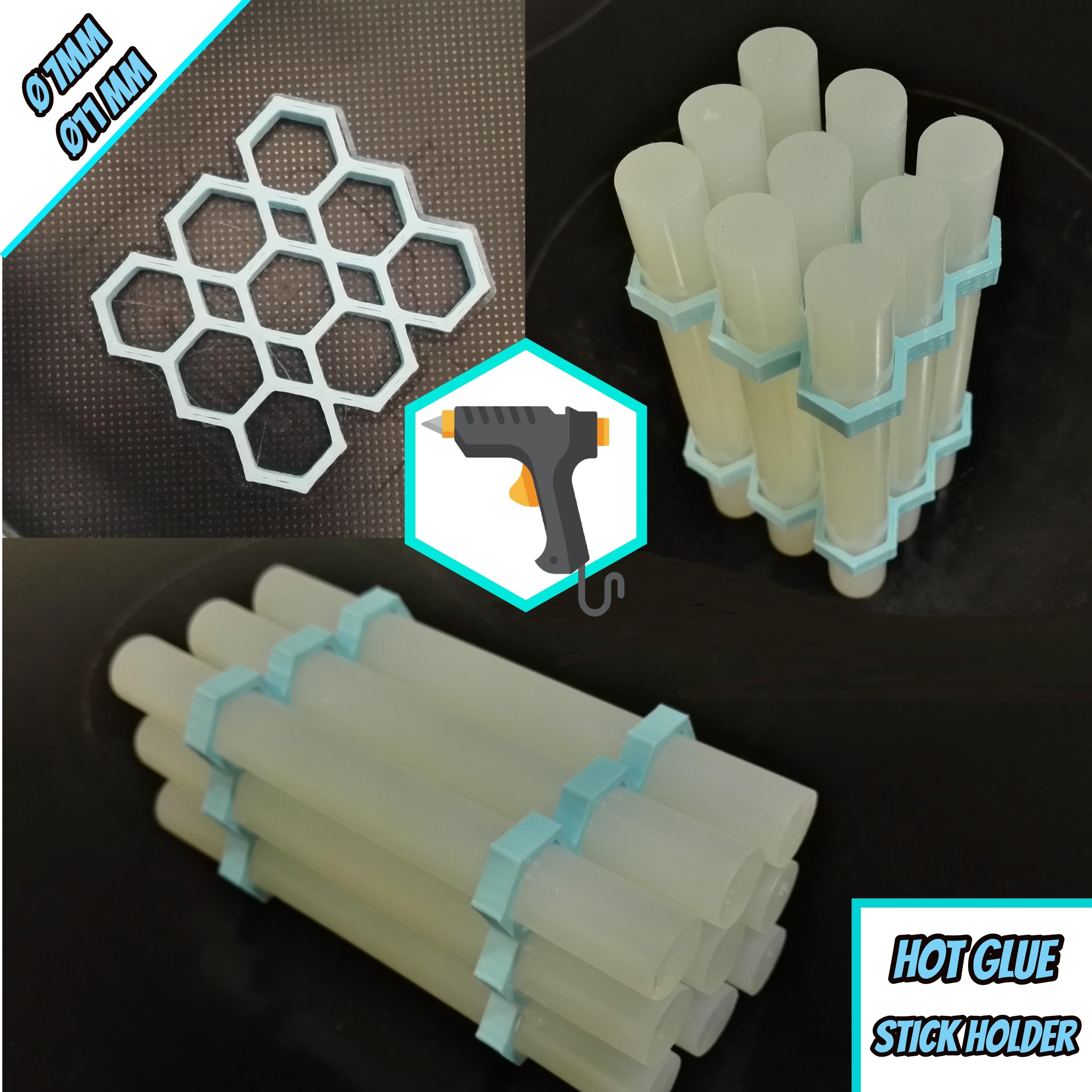 Foto_1.jpg Télécharger fichier STL gratuit Support modulaire pour bâton de colle chaude • Objet à imprimer en 3D, Ingenioso3D