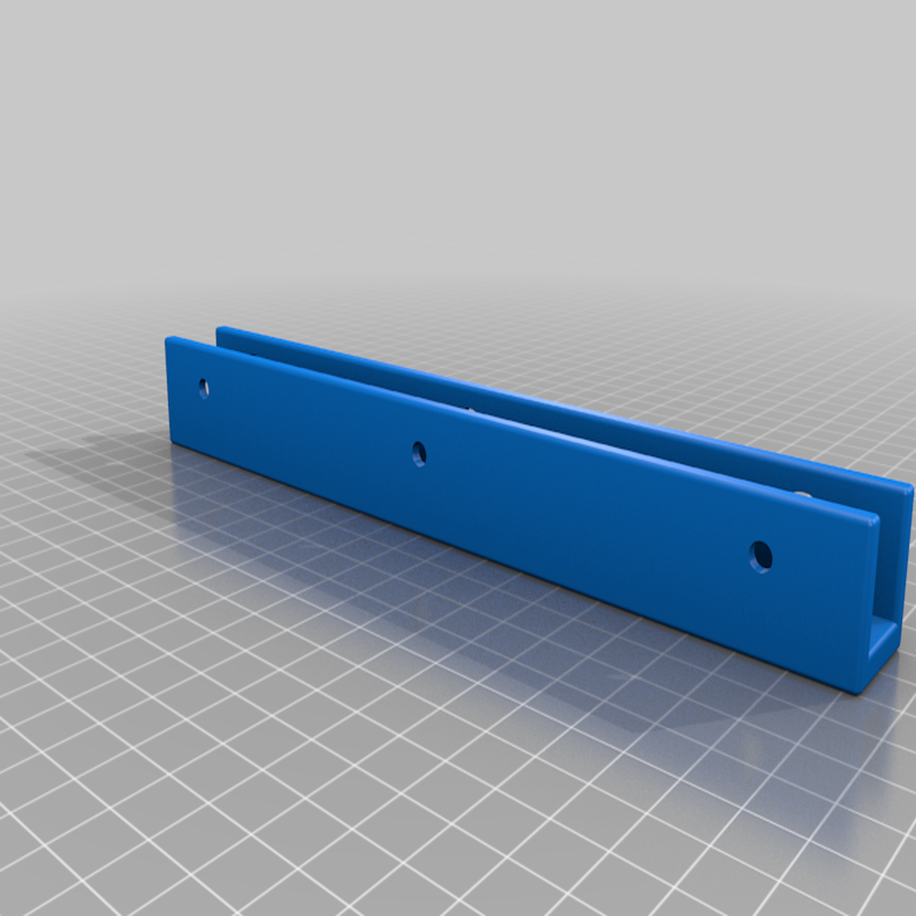 End_stop_holder_v1.png Download free STL file The other parts of my router table • 3D printing object, Darrens_Workshop