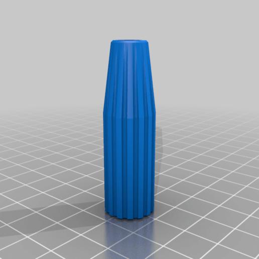 Screwdriver_handle_v1.png Télécharger fichier STL gratuit Plateaux de chariots à outils • Objet pour imprimante 3D, Darrens_Workshop