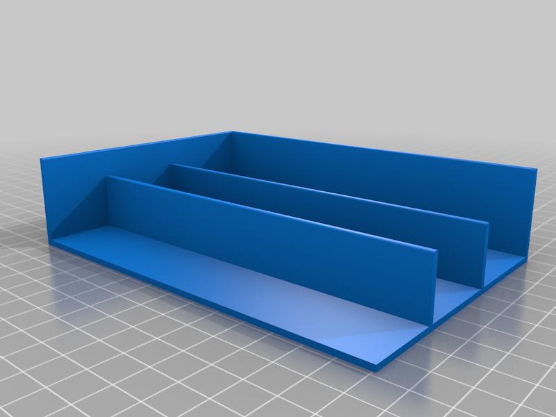SD_Tray_Top_Right.png Télécharger fichier STL gratuit Plateaux de chariots à outils • Objet pour imprimante 3D, Darrens_Workshop