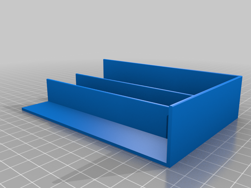 SD_Tray_Bottom_right.png Télécharger fichier STL gratuit Plateaux de chariots à outils • Objet pour imprimante 3D, Darrens_Workshop