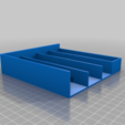 SD_Tray_Top_Left.png Télécharger fichier STL gratuit Plateaux de chariots à outils • Objet pour imprimante 3D, Darrens_Workshop