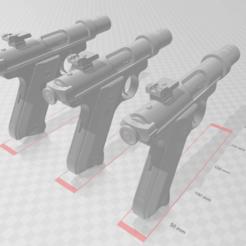 DT-12 2.png Télécharger fichier STL Star Wars - MAYFIELD RODIAN DT-12 v 1.0 - Détails pour le cosplay • Design pour imprimante 3D, Madeintitan