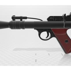 inCollage_20200305_081907355.jpg Télécharger fichier STL Pistolet à air comprimé Webley Premier modèle E • Modèle à imprimer en 3D, Madeintitan