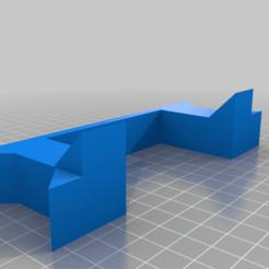 DMX_Slot_Car_Bridge_50mm.png Download free STL file DMX Slot Car Track Bridge • 3D printing design, D3Dorsett